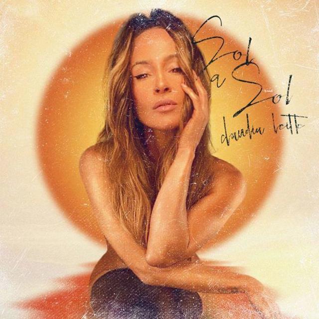 Claudia Leitte lança EP 'Sol a sol' com inéditas, faixas de singles e capa criada pela artista