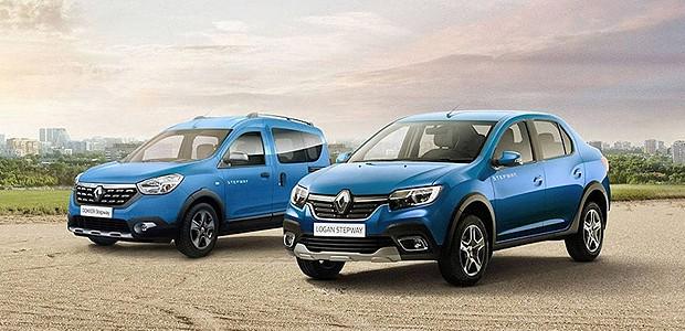 Renault Logan Stepway (Foto: divulgação)