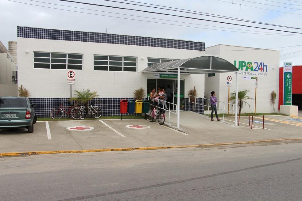 Unidade de Pronto Atendimento (UPA) de Itanhaém (Foto: Divulgação/Prefeitura de Itanhaém)