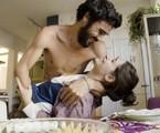 Luisa Arraes e Caio Blat em 'Amor e sorte' | Divulgação/Globo