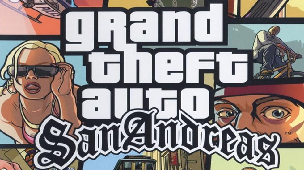 GTA San Andreas fica de graça no PC; veja como baixar   Jogos de ação    TechTudo