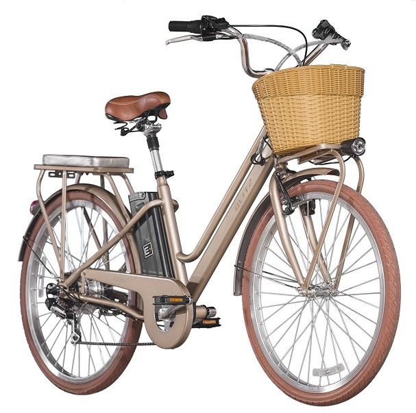 Bicicleta elétrica Blitz (Foto: Divulgação)
