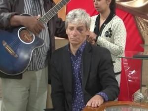 Marido de professora da Uneb sobrevive à tentativa de homicídio na Bahia (Foto: Reprodução/TV Bahia)