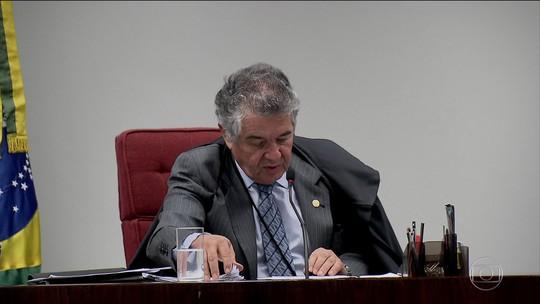 Marco Aurélio rejeita pedido da oposição de suspender votação única