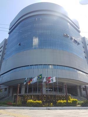 Velório do ministro do STF Teori Zavascki será no Tribunal Regional Federal da 4ª Região (TRF4), em Porto Alegre (Foto: Igor Grossmann/G1)