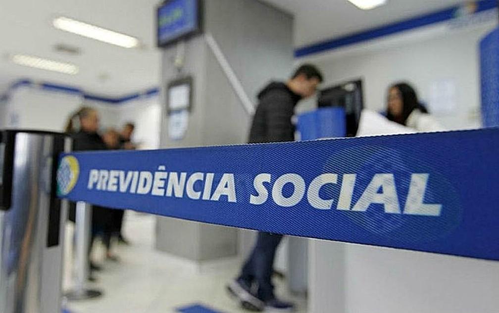 Agência da Previdência Social; INSS — Foto: Divulgação
