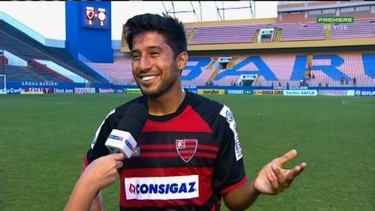 Raphael Luz avalia empate entre Oeste e Goiás na despedida da temporada