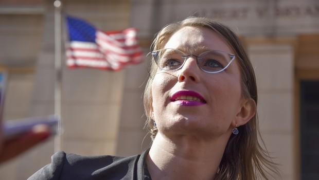 """Chelsea Manning disse que já estava preparada para """"enfrentar as consequências"""" de sua recusa a depor (Foto: GETTY IMAGES)"""