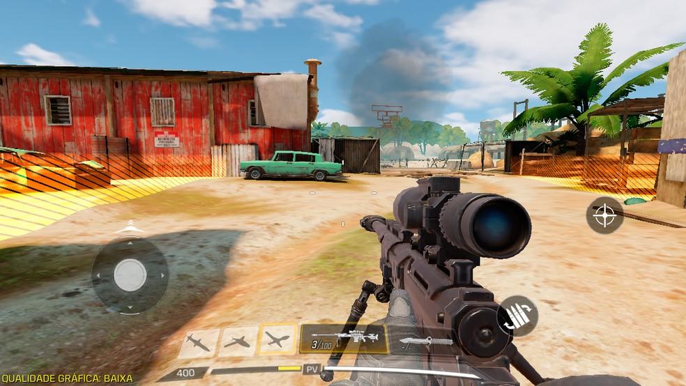 Call Of Duty Mobile: como baixar o game de graça para iPhone e Android — Foto: Reprodução/Felipe Vinha