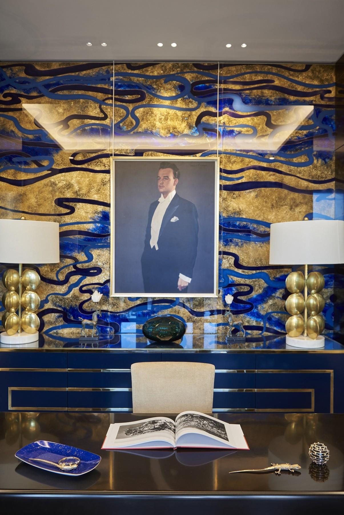 Príncipe Rainier III, de Mônaco, ganha suíte no Hôtel de Paris Monte-Carlo (Foto: Divulgação)