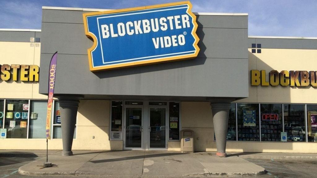 Blockbuster fecha duas últimas unidades no estado do Alasca e agora só conta com uma loja nos Estados Unidos (Foto: Reprodução)