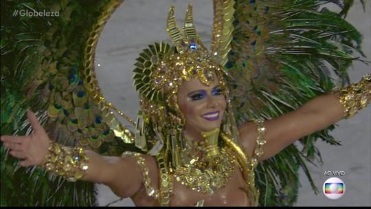 Juliana Paes, Viviane Araújo, Sabrina Sato, Gracyanne : veja as famosas que são musas do carnaval do Rio