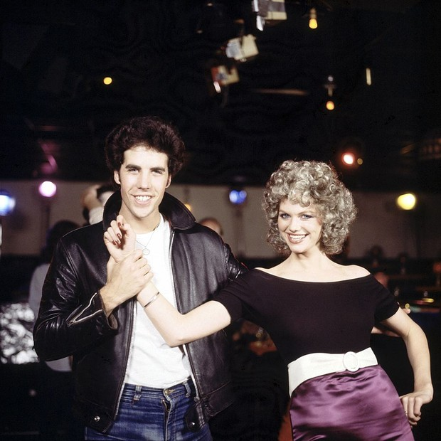 UNSPECIFIED - JANUARY 01:  Photo of GREASE and DANCE and DISCO; John Travolta & Olivia Newton John lookalikes  (Photo by David Redfern/Redferns) (Foto: Redferns)