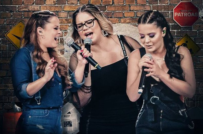 Marília Mendonça e Maiara & Maraisa viram 'Patroas' em disco ao vivo originado de live do trio