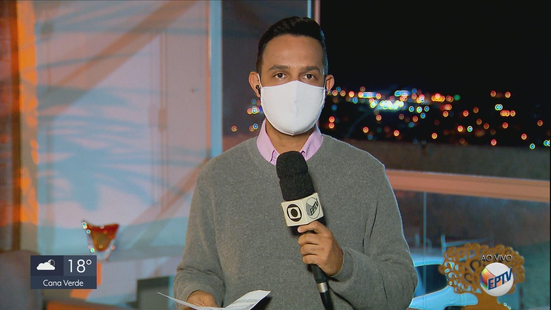VÍDEOS: EPTV 2 Sul de Minas de sexta-feira, 3 de julho