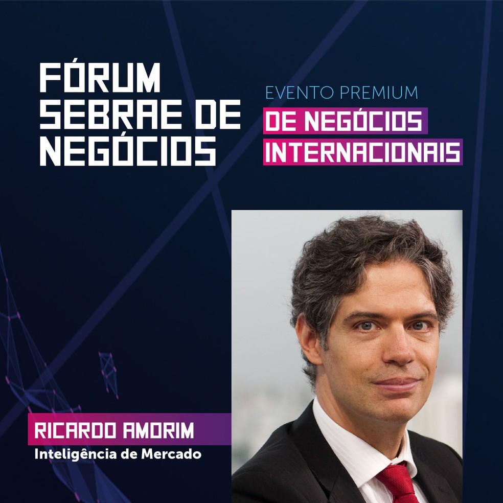 Ricardo Amorim fala sobre inteligência de mercado. Consultor ... cc588391d4