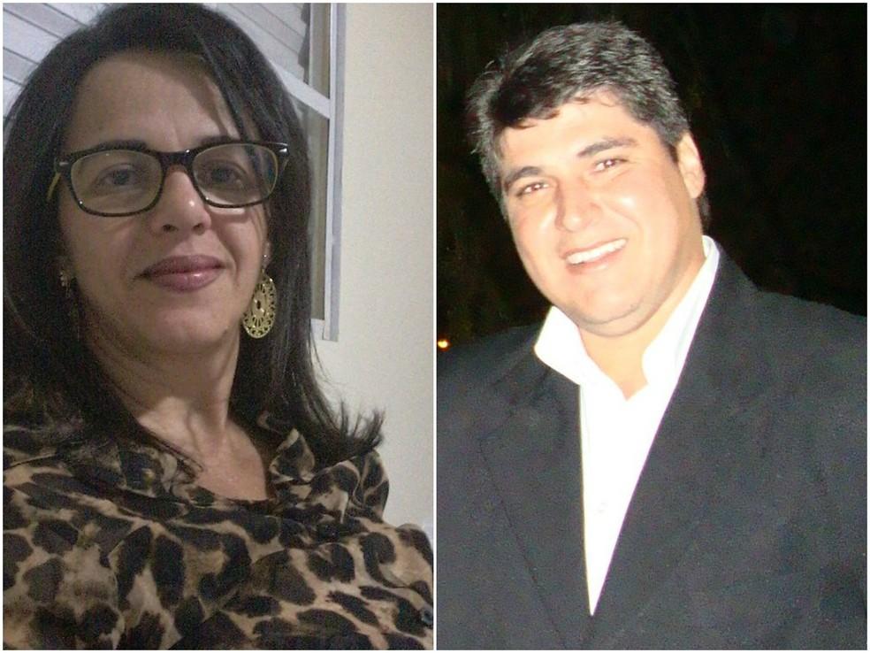 Wilson Júlio da Silva e Jaine Coelho foram assassinados em Colatina (Foto: Reprodução/Facebook)