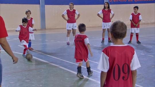 Copa da Juventude: Escola estadual Marçal de Souza é campeã no feminino