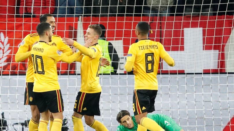 O contra-ataque endiabrado da Bélgica que eliminou o Japão da Copa ... bac510b2e1bcb