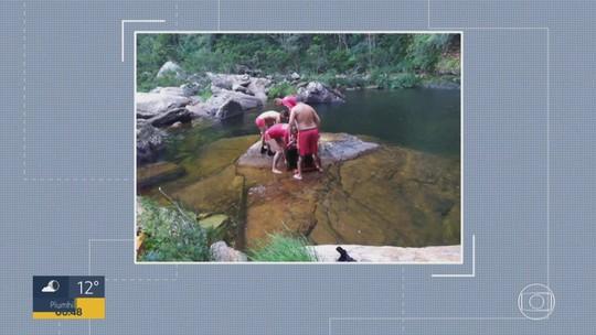 Dois homens morrem afogados em cachoeira da Serra do Cipó