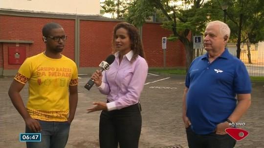 I Seminário do Samba Capixaba começa na Ufes, em Vitória