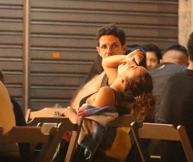 Rafael Losso e Juliane Araújo (Foto: AgNews)