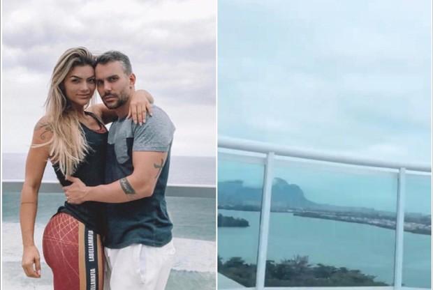 Kelly Key e Mico Freitas adquiriram uma cobertura no Rio de Janeiro (Foto: Reprodução/Instagram)