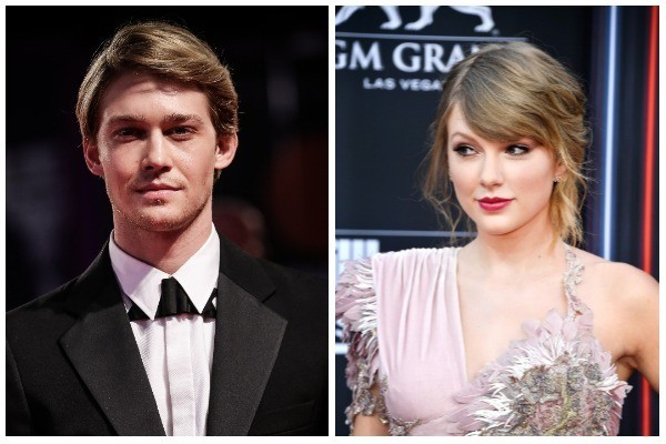 Joe Alwyn e Taylor Swift (Foto: Getty Images)