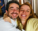 Rafa Brites e Felipe Andreolli | Reprodução