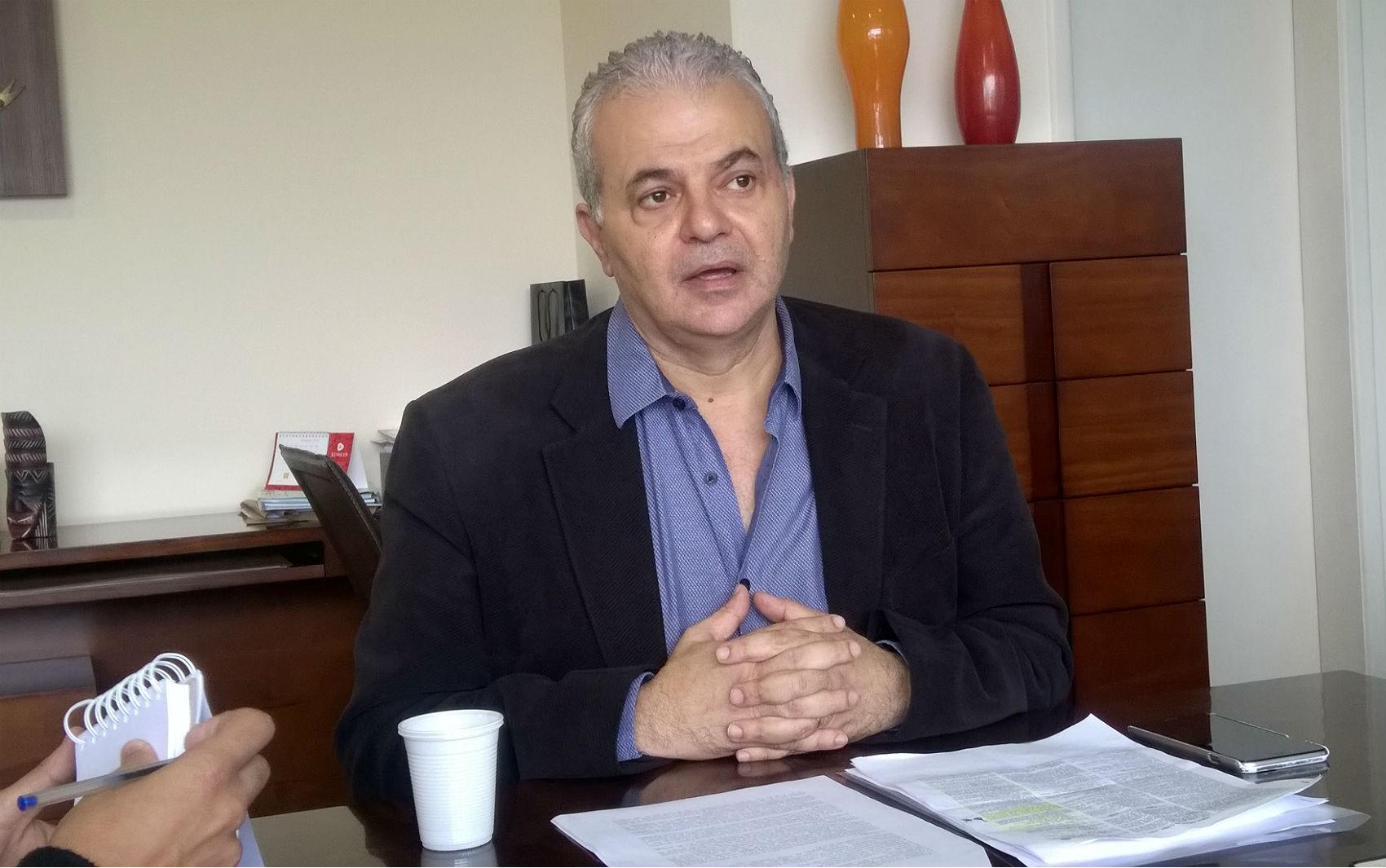 Reitor da UFJF é eleito vice-presidente da Andifes