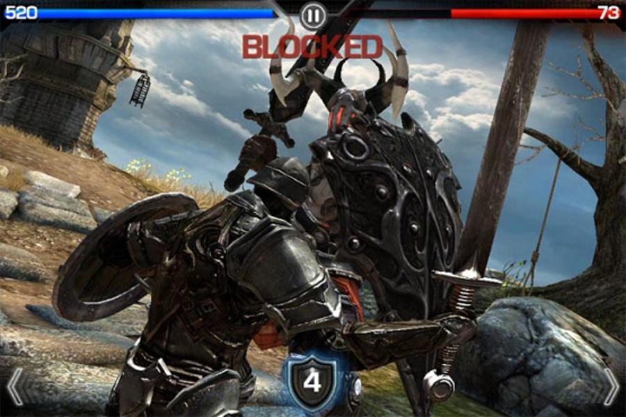 Infinity Blade | Jogos | Download | TechTudo