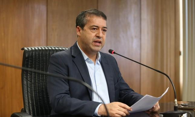 Ex-ministro do Trabalho, Ronaldo Nogueira