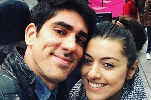 Marcelo Adnet e Patricia Cardoso (Foto: Reprodução)