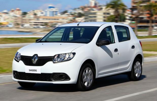 Avaliamos O Novo Renault Sandero Que Chega Por R 29 890