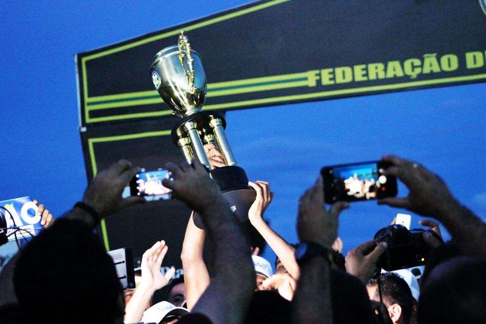 Taça Piauiense  (Foto: Renan Morais )