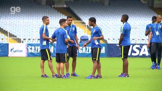 Alô, base! Jesus, Neymar, Dani Alves... Seleção envia recado aos garotos da sub-17