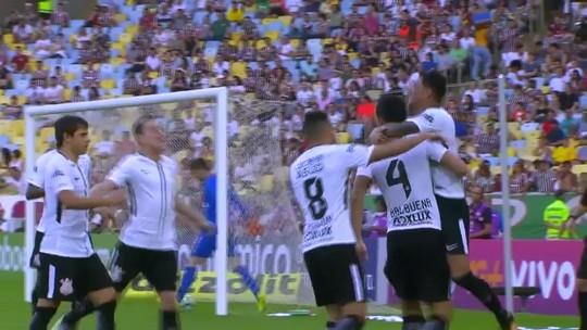 Campanha do título do Corinthians tem recorde de vitórias pelo mesmo placar