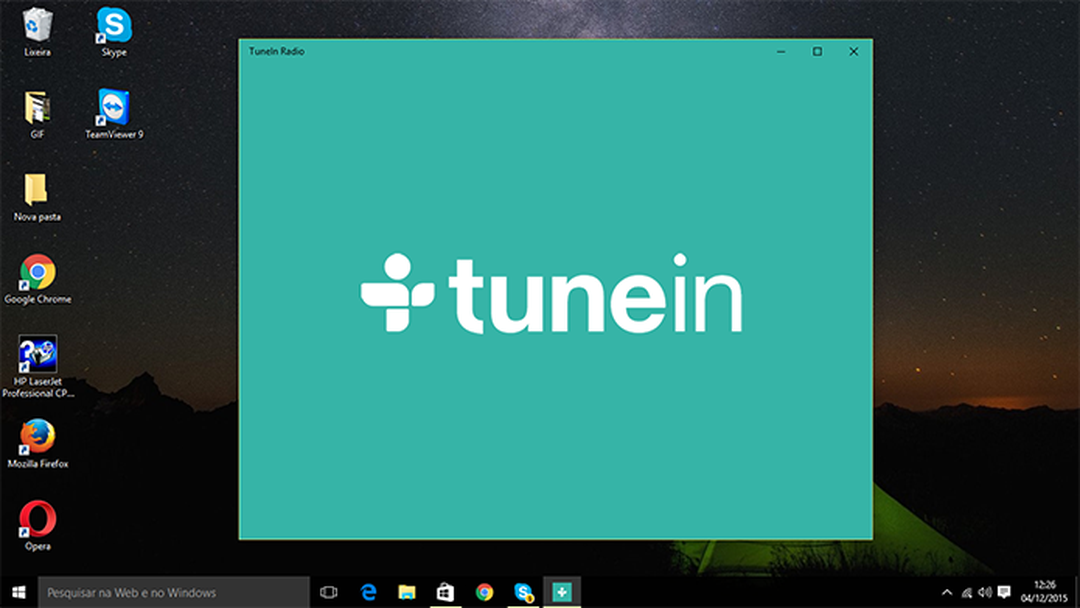 descargar tunein radio para pc windows 7