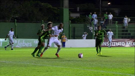 Os gols de Avenida 2 x 2 Juventude pela 5ª rodada do Campeonato Gaúcho