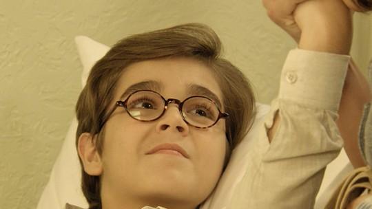 Claudinho passa pelo primeiro teste pós-operatório