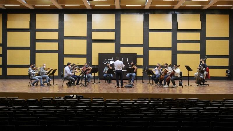 Orquestra Sinfônica de Porto Alegre abre a temporada 2021 com concerto transmitido online