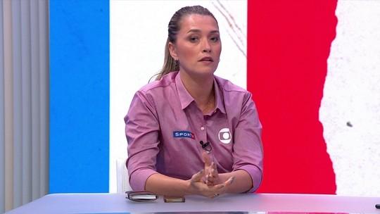 """Ana Thais enaltece participação das mulheres: """"Foi uma Copa diferente"""""""