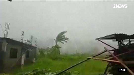 Passagem de tempestade tropical pelas Filipinas deixa mais de 130 mortos