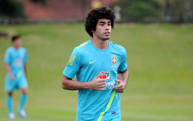 Com gols de Bruno Mendes, Dória e Mattheus, sub-20 vence jogo-treino
