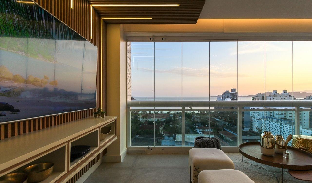 Apartamentos de luxo em Santos reúnem tecnologia e sofisticação