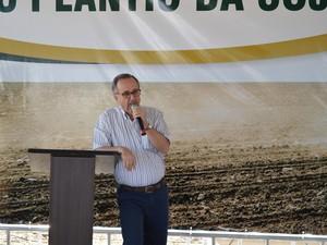 Secretário estadual de Produção e Agricultura Familiar, Fernando Lamas (Foto: Anderson Viegas/G1 MS)