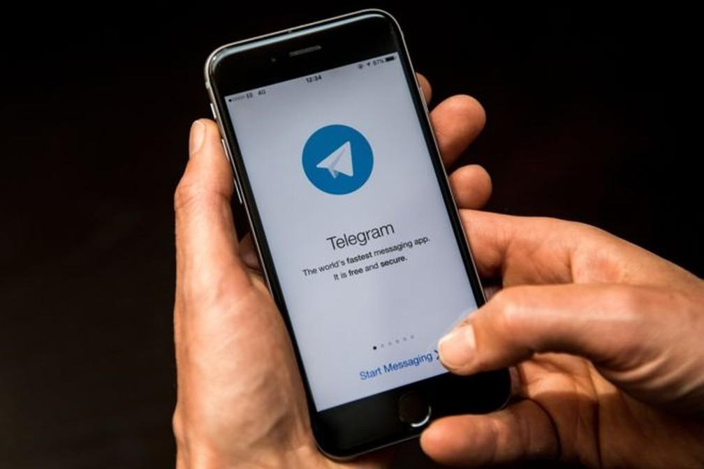 Telegram, aplicativo de mensagens — Foto: Divulgação/Telegram