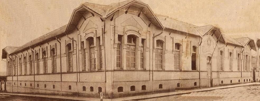 Escola foi a primeira instituição de ensino de Porto Ferreira (Foto: Arquivo/ Miguel Bragioni)
