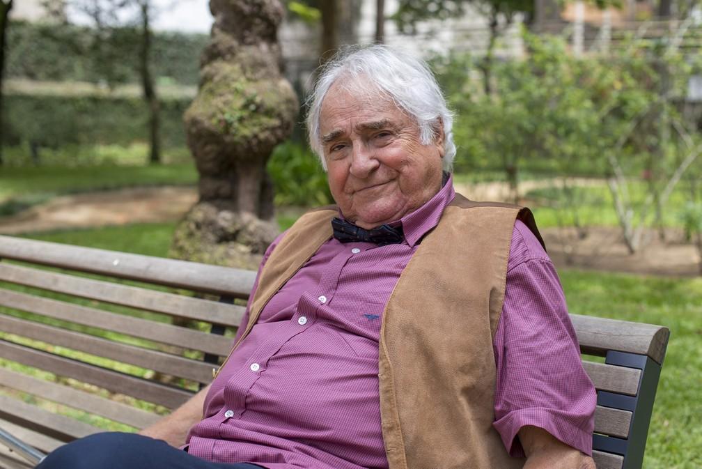 Famosos: Ator Luís Gustavo morre aos 87 anos
