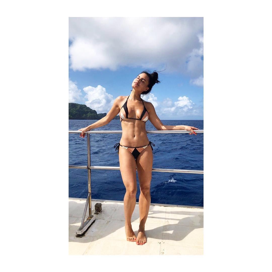 Letícia Lima (Foto: reprodução/ Instagram)